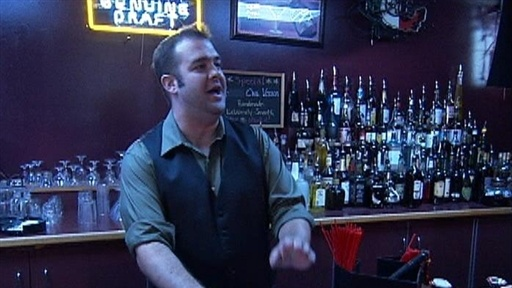 Bartending School Video