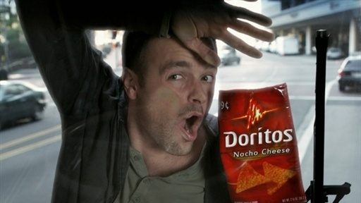 Doritos: Power of the Crunch Video