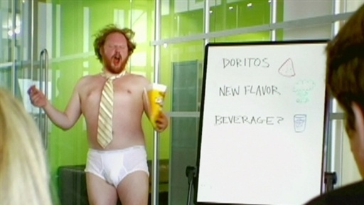 Doritos: New Flavor Pitch Video