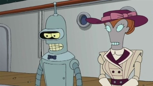 [Bender Tells The Truth]