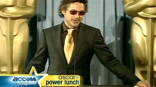 [Stars At The Oscar Luncheon]