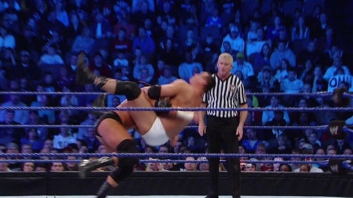 [Triple H Vs. Big Show and Vladimir Kozlov]