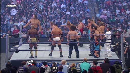 [Elimination Chamber Battle Royal]