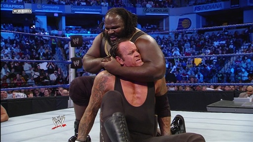 [Undertaker Vs. Mark Henry]