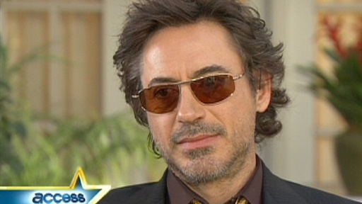 Oscar Luncheon 2009: Robert Downey Jr. Video