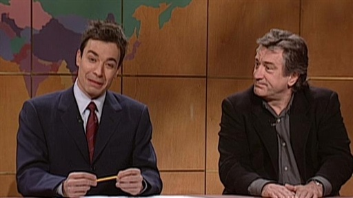 [Fallon and Deniro on Update]