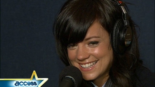 [Lily Allen Talks Katy Perry Feud]