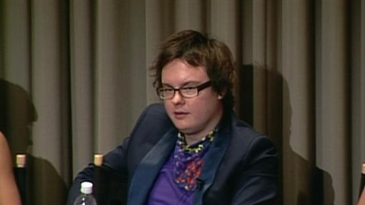 [Clark Duke On His Role]