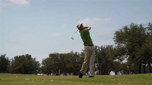 The Iron Tee Shot Video