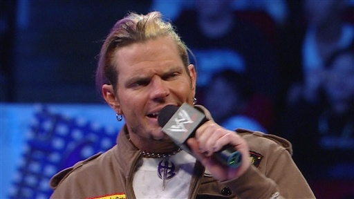 Jeff Hardy speaks Video