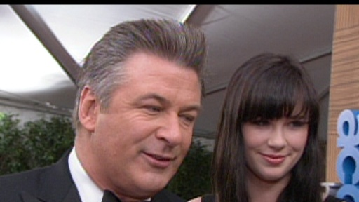 Alec Baldwin's SAG Family Affair Video