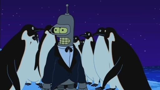 Penguin Bender Video