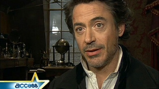 [Robert Downey Jr. Reacts To 'Tropic Thunder' Oscar Nomination]