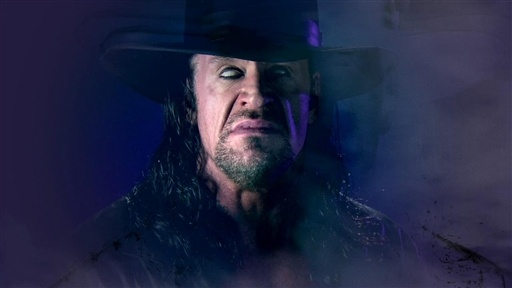 [Undertaker's Royal Rumble Message]