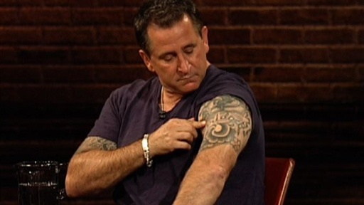 Anthony LaPaglia: Tattoo Video