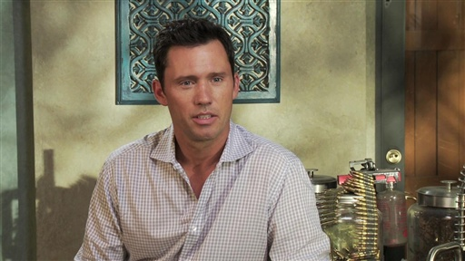 Jeffrey Donovan Interview Video