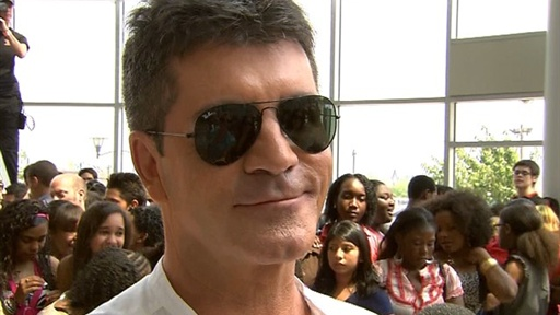 [Simon, Paula, L.A. & Nicole Talk 'the X Factor': How Are They Ge]