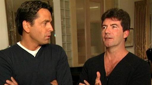 Access Archives: At Home With Simon Cowell in 2002 Video