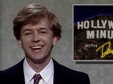 David Spade's Hollywood Minute Video