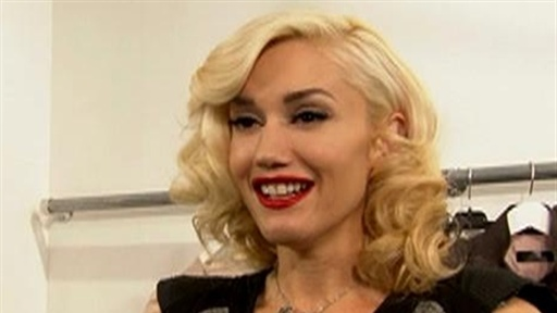 [Gwen Stefani: Designing Clothes That I Like to Wear Is the 'Bigg]