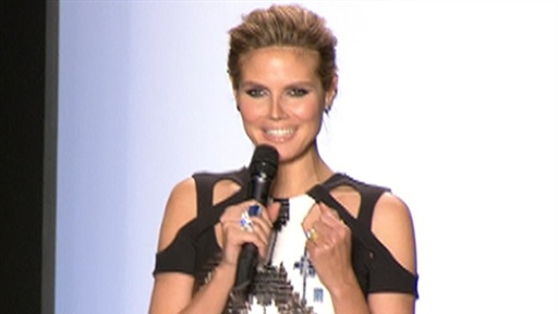 Heidi Klum On 'Project Runway' Season 7 Finale & the Fashion Ind Video