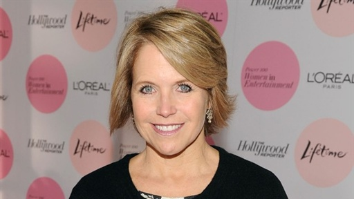 [Katie Couric Shares Details on Her 'Glee' Appearance]