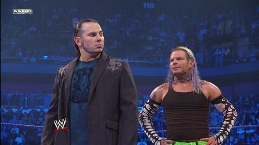 Jeff Hardy Vs. Shelton Benjamin Video