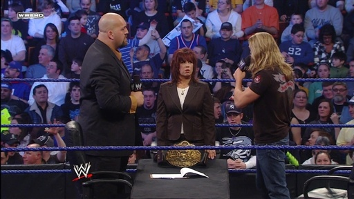 Contract Signing for WrestleMania World Heavyweight Championship Video