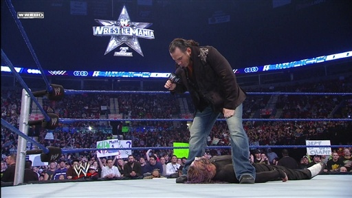 [Jeff Hardy Vs. Edge]