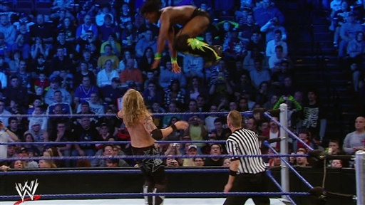 [Edge Vs. Kofi Kingston]