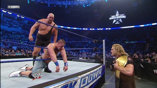 John Cena Vs. Big Show Video