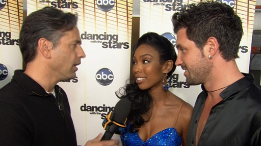 [Did Maksim Chmerkovskiy Make up With Carrie Ann Inaba?]