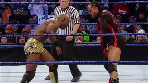 MVP Vs. Shelton Benjamin Video