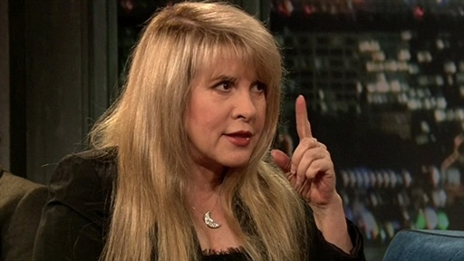 [Stevie Nicks Answers Viewer Questions]