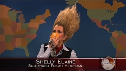 [Weekend Update: Shelly Elaine]