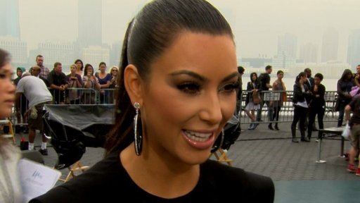 Will Kim Kardashian Televise Her Wedding? Video