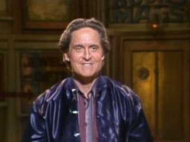Michael Douglas Monologue Video