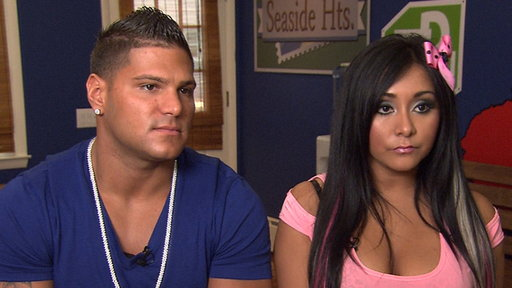 [Snooki Talks Car Crash & Ronnie Talks Fighting With the Situatio]