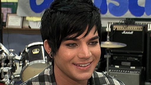[Adam Lambert On Simon Cowell, Ellen DeGeneres and More]