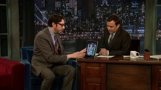 Joshua Topolsky: Introducing the iPad Video