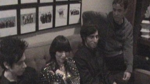 Backstage: Yeah Yeah Yeahs Video