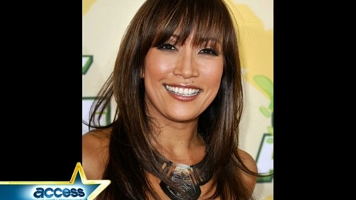 [Carrie Ann Inaba Talks 'Dancing With the Stars']