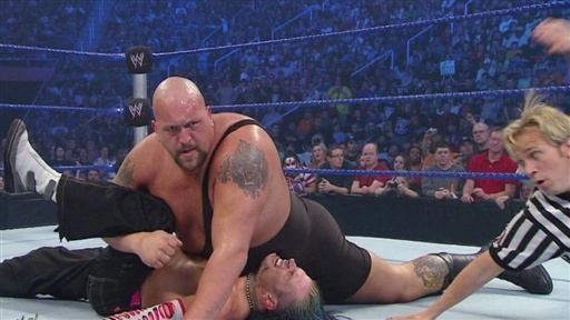 [Jeff Hardy Vs. Big Show]