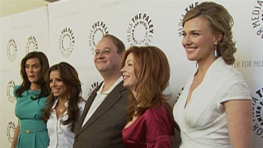 'Desperate Housewives' At PaleyFest 2009 view on break.com tube online.