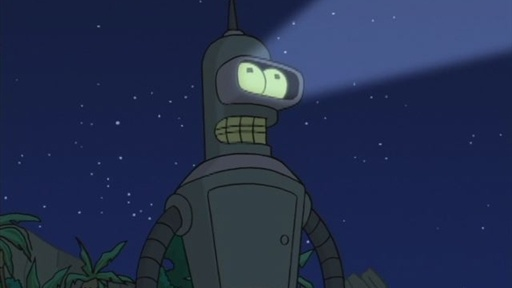 Bender Is Stranded Video