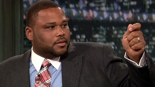 [Anthony Anderson's Law & Order Perks]