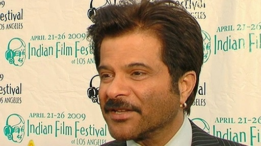 [Anil Kapoor Talks 'Slumdog' Kids' News]