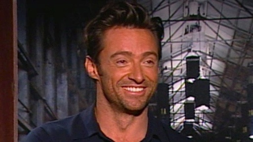 [Hugh Jackman Talks 'Wolverine']