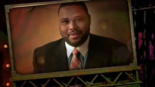 Internet Personality Test: Anthony Anderson Video