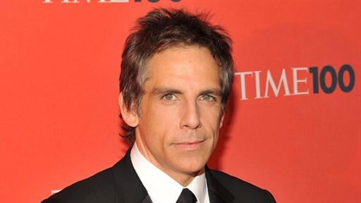 [Ben Stiller On Making Time's 100 Most Influential: 'I Think Ther]